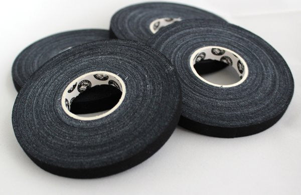 Monkey Tape Four pack black 0.3 inch