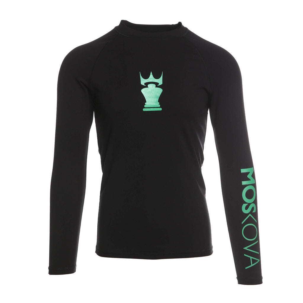 Moskova Black Roll Around Rashguard