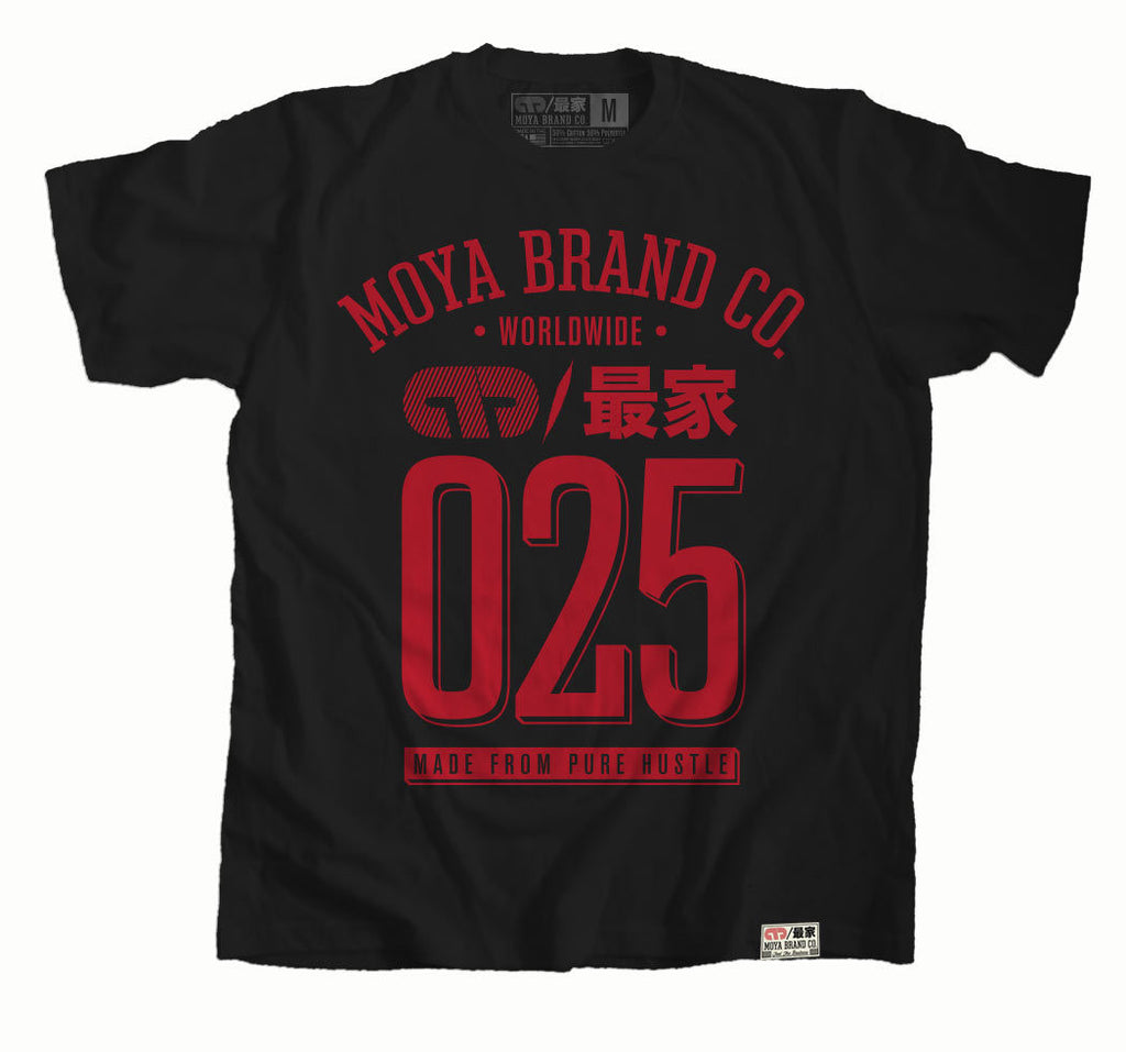Moya Barella Tee - Bridge City Fight Shop