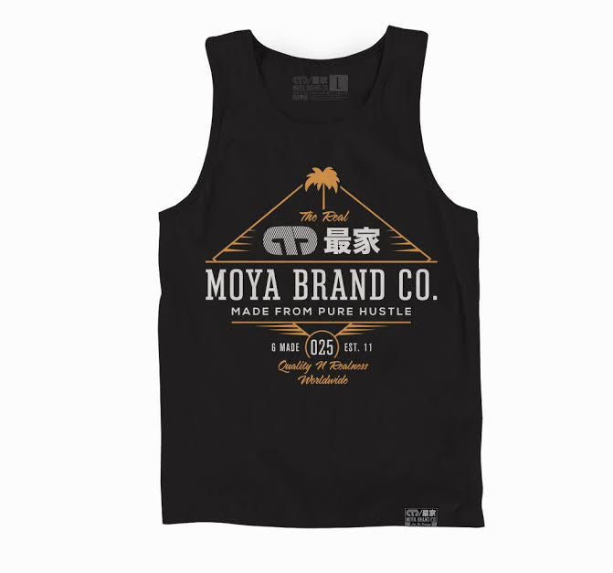 Moya Sewn Tank - Bridge City Fight Shop