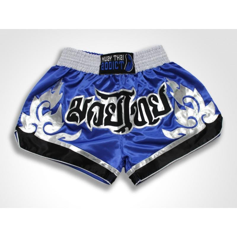 Muay Thai Addict Thai Shorts#12 - Bridge City Fight Shop