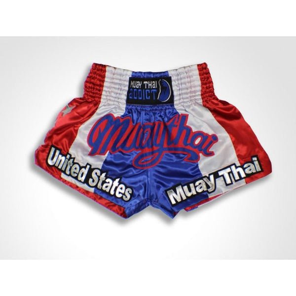 Muay Thai Addict Thai Shorts#17 - Bridge City Fight Shop