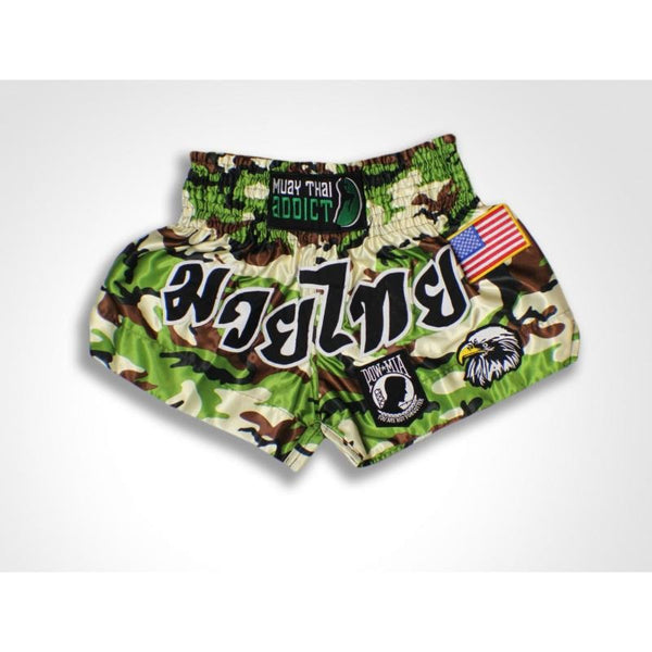 Muay Thai Addict Thai Shorts#18 - Bridge City Fight Shop