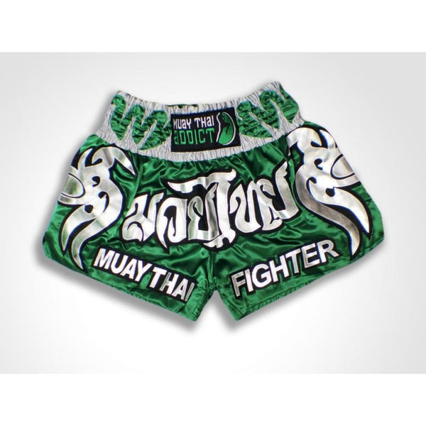 Muay Thai Addict Thai Shorts #9 - Bridge City Fight Shop