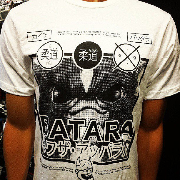 Newaza Batara Mogwai Kids Shirt - Bridge City Fight Shop