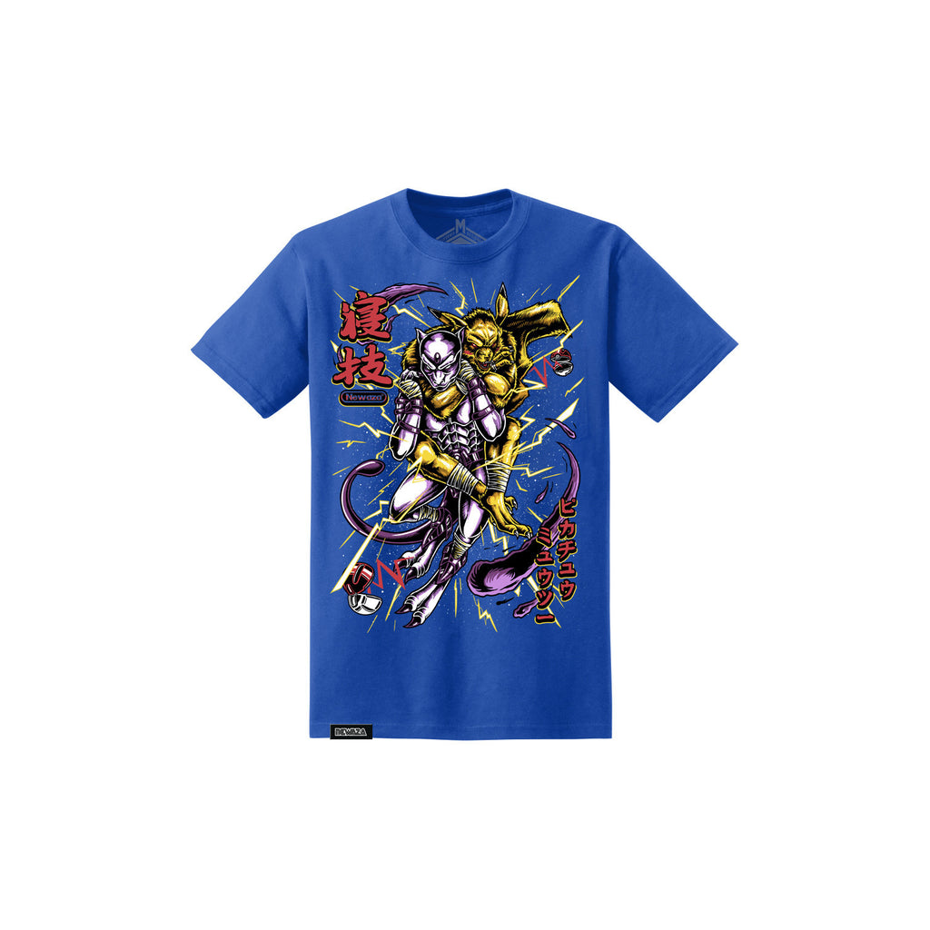 Newaza Battle Tee - Bridge City Fight Shop - 2