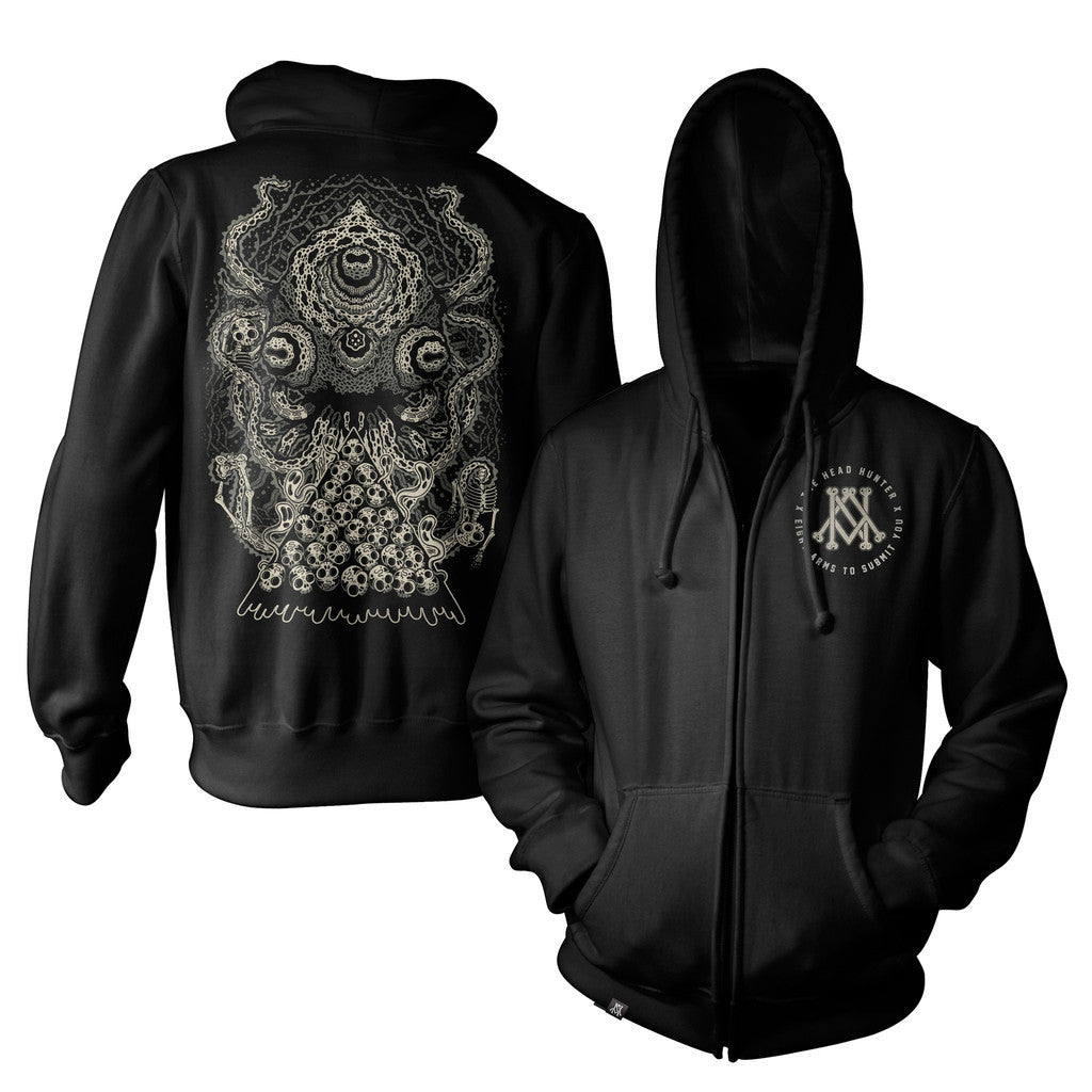 Newaza Head Hunter Hoodie - Bridge City Fight Shop