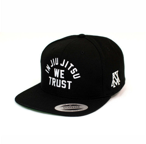 Newaza In Jiu Jitsu We Trust Hats - Bridge City Fight Shop - 5