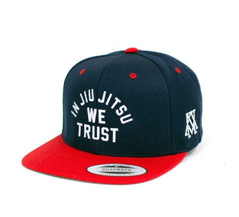 Newaza In Jiu Jitsu We Trust Hats - Bridge City Fight Shop - 6