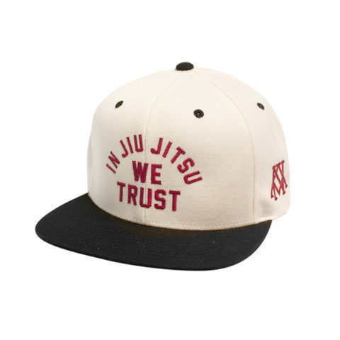 Newaza In Jiu Jitsu We Trust Hats - Bridge City Fight Shop - 2