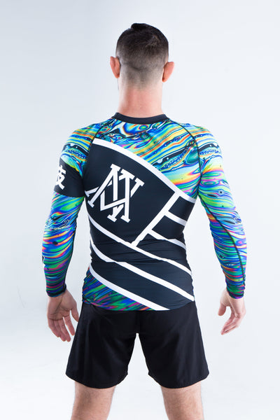 Newaza Invisible Rashguard 2.0
