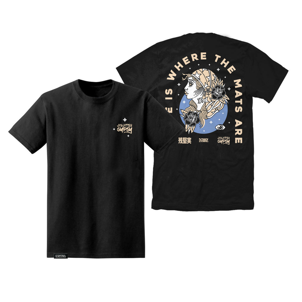 Newaza Jiu Jitsu Gypsy Shirt