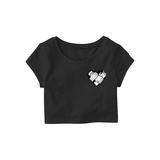 Newaza Locked Up Women's Crop Top - Bridge City Fight Shop - 1