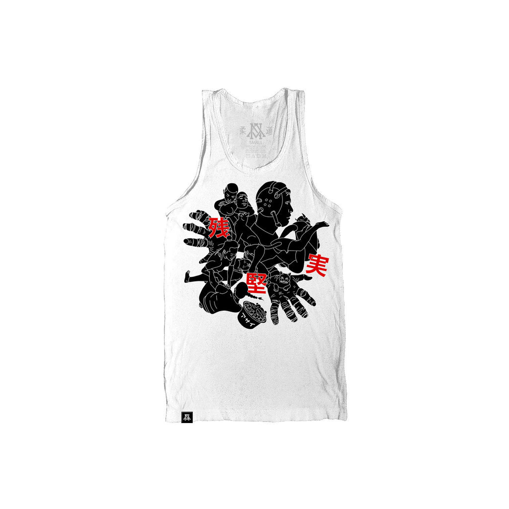 Newaza Roll Tank Top - Bridge City Fight Shop - 2