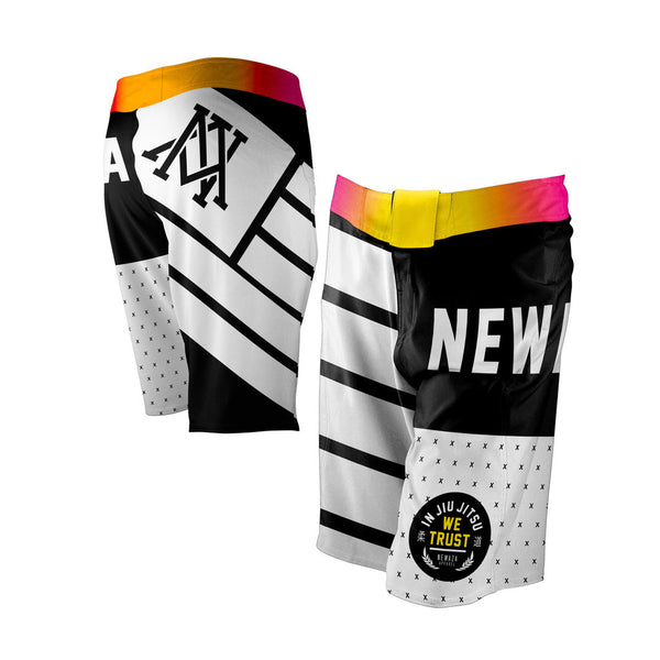 Newaza Trust Fight Shorts - Bridge City Fight Shop