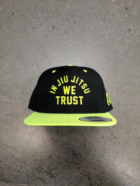 Newaza In Jiu Jitsu We Trust Hats - Bridge City Fight Shop - 10