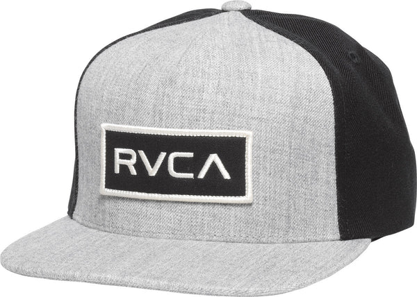 RVCA Rectangle Snapback - Bridge City Fight Shop - 1