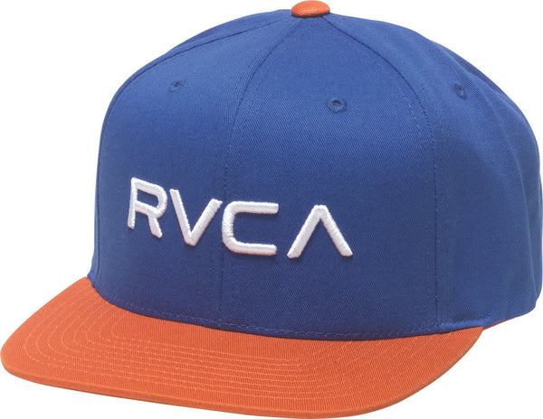 RVCA Twill Snapback III Hat - Bridge City Fight Shop - 2