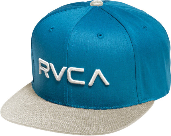 RVCA Twill Snapback III Hat - Bridge City Fight Shop - 5