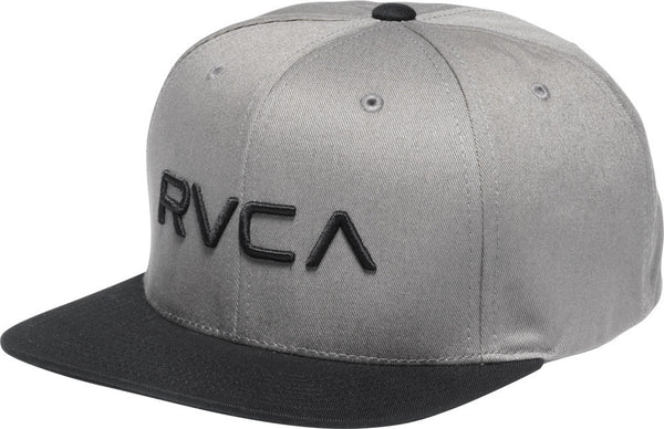 RVCA Twill Snapback III Hat - Bridge City Fight Shop - 4