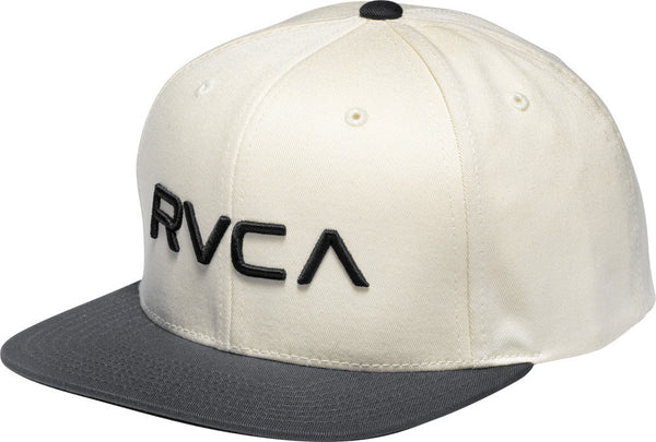 RVCA Twill Snapback III Hat - Bridge City Fight Shop - 7