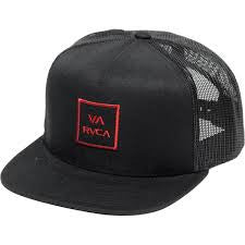 5cbd18c8aea89 ... RVCA VA All The Way Trucker Hat III - Bridge City Fight Shop - 3 ...