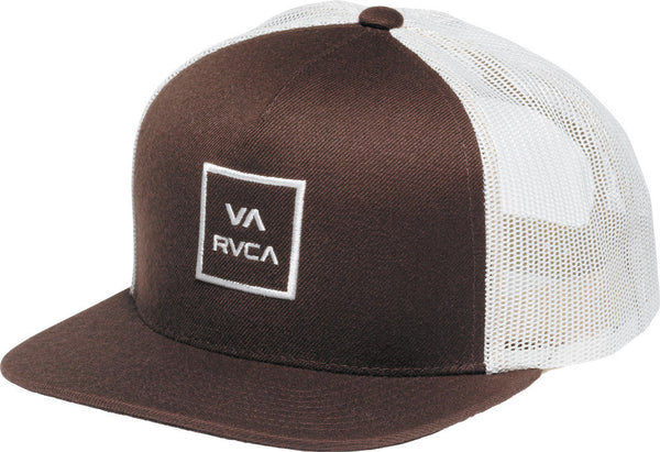 RVCA VA All The Way Trucker Hat III - Bridge City Fight Shop - 4