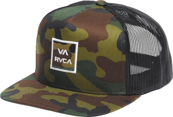 RVCA VA All The Way Trucker Hat III - Bridge City Fight Shop - 8