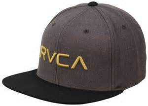 RVCA Twill Snapback III Hat - Bridge City Fight Shop - 12