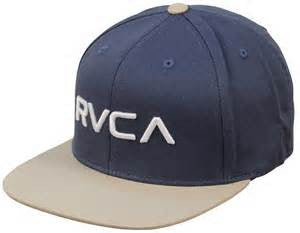 RVCA Twill Snapback III Hat - Bridge City Fight Shop - 10