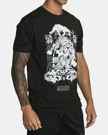 RVCA Bullet Proof T-Shirt