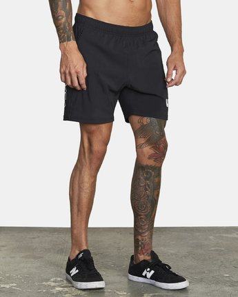 RVCA Tech Strike Short