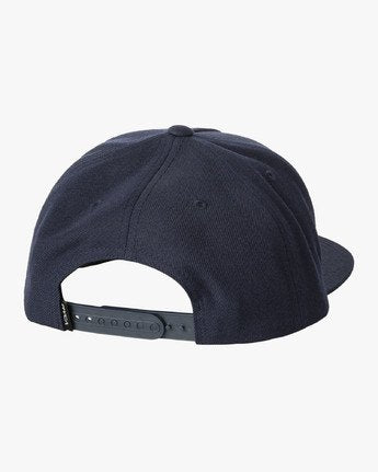 RVCA VA All The Way Snapback Hat