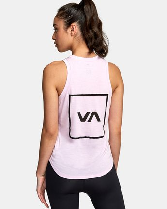 RVCA VA Muscle Tank Top