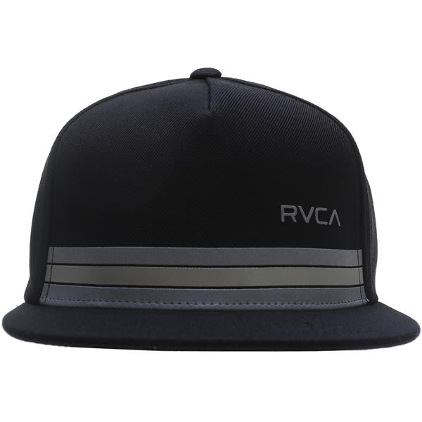 RVCA Barlow Twill III Snapback - Bridge City Fight Shop - 1