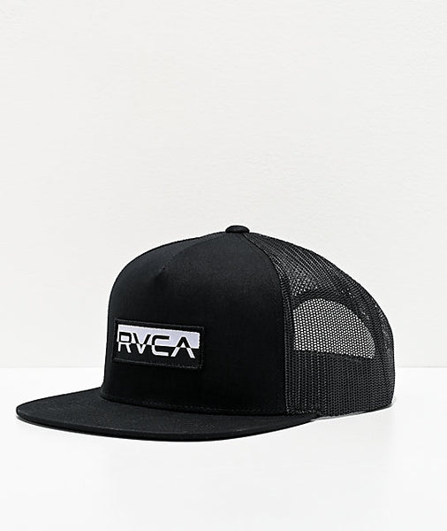 RVCA Box Flipped Trucker Hat