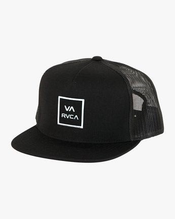 RVCA Boy's VA All The Way Trucker Hat