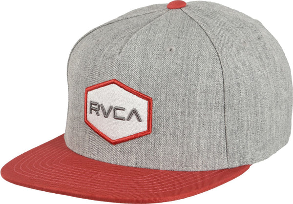 RVCA Commonwealth II Snapback - Bridge City Fight Shop - 1