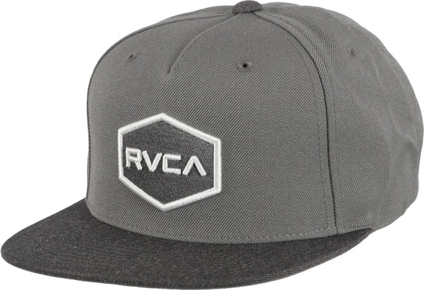 RVCA Commonwealth II Snapback - Bridge City Fight Shop - 4