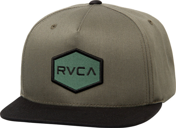 RVCA Commonwealth II Snapback - Bridge City Fight Shop - 5