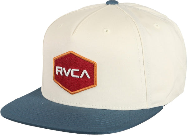 RVCA Commonwealth II Snapback - Bridge City Fight Shop - 6