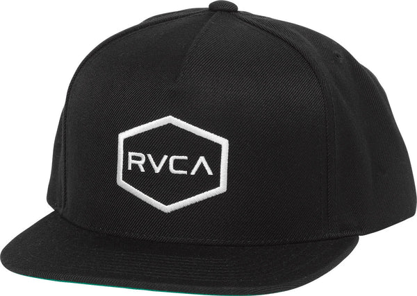 RVCA Commonwealth Snapback Hat - Bridge City Fight Shop - 2