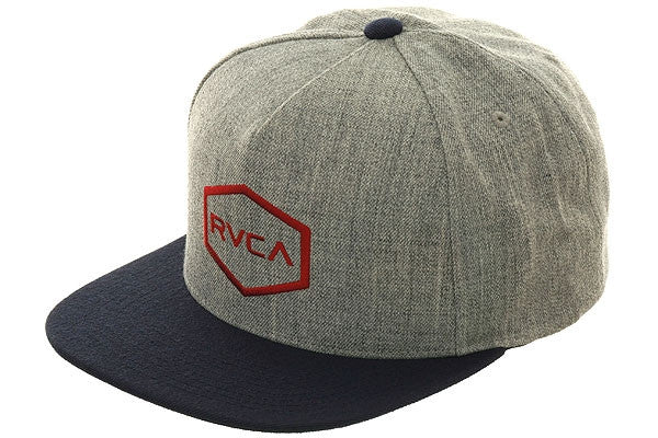 RVCA Commonwealth Snapback Hat - Bridge City Fight Shop - 3