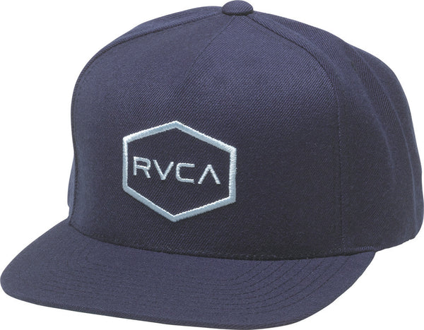 RVCA Commonwealth Snapback Hat - Bridge City Fight Shop - 4