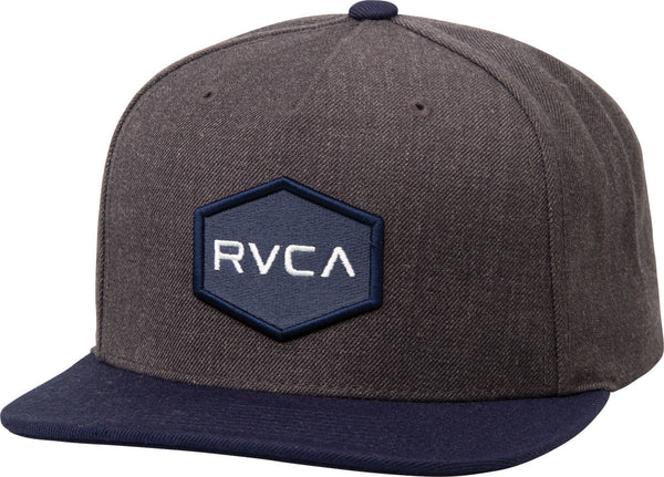 RVCA Commonwealth Snapback Hat - Bridge City Fight Shop - 5