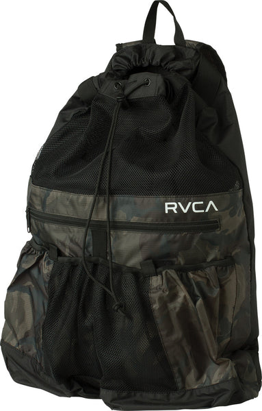 RVCA Drawcord Backpack
