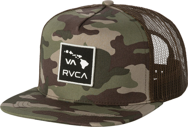 RVCA Drift Trucker Hat