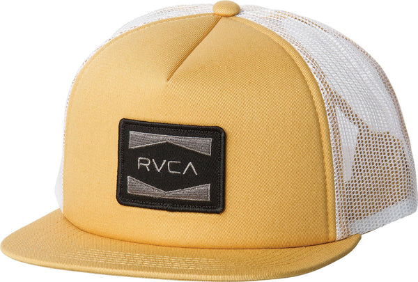 RVCA Injector Trucker Hat - Bridge City Fight Shop - 5