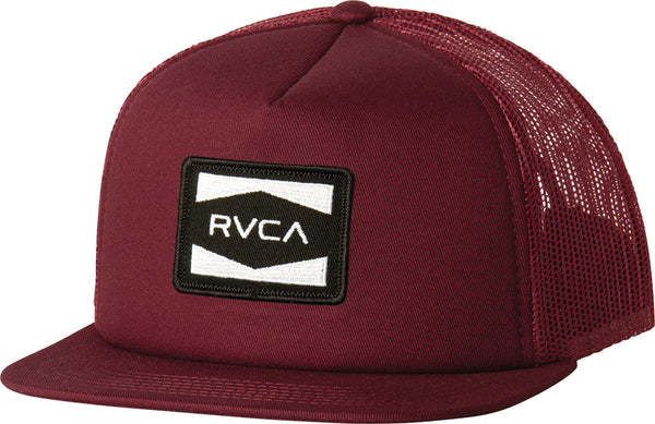RVCA Injector Trucker Hat - Bridge City Fight Shop - 6