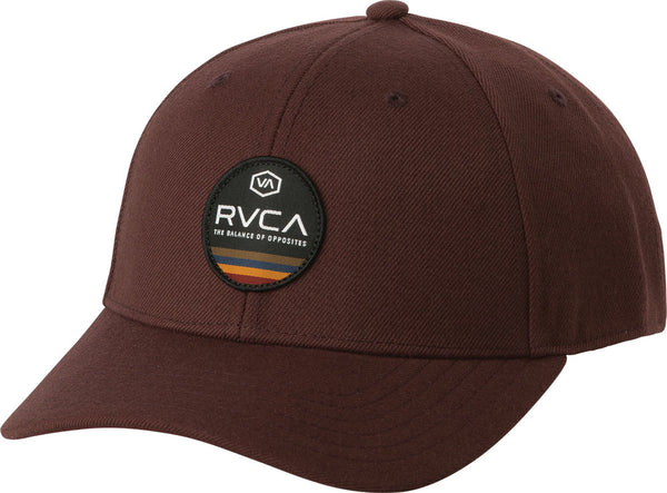 RVCA Machine Snapback Hat